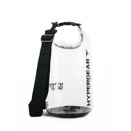 HYPERGEAR DRY BAG CLEAR TYPE 5 LITRE