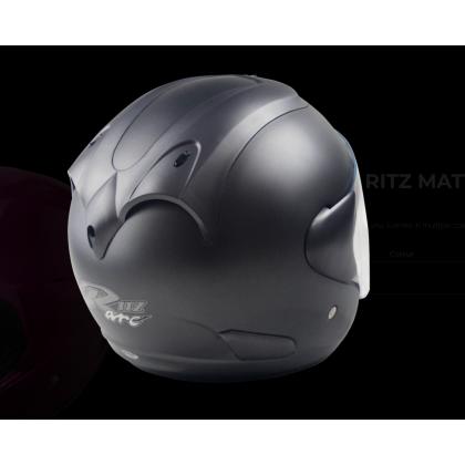 Arc helmet Ritz solid color Grey
