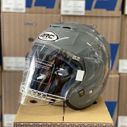 Arc helmet Ritz Modern Color Nano Grey